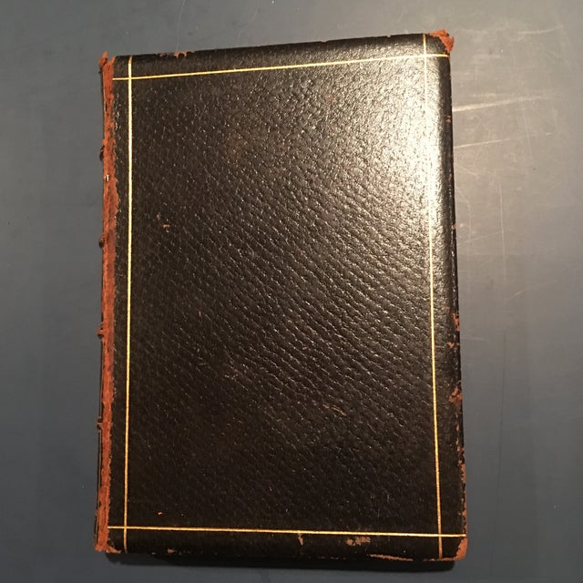 "1892 Leather ""Into Morocco"" 1st Edition Book - Image 2 of 10"