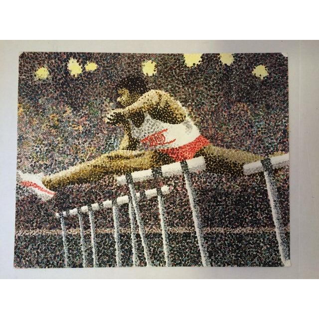 "Image of ""Hurdles"" Scott Jost, 1981"