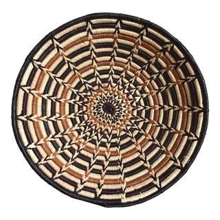 Woven Tribal Basket/Bowl