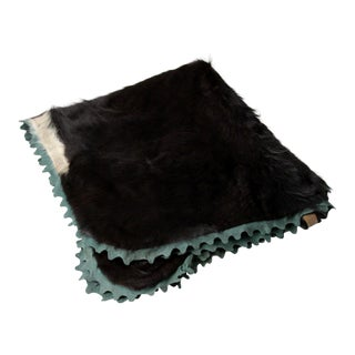 Antique Fur Carriage Blanket