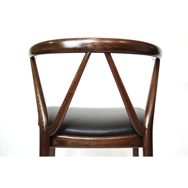 Danish Bruno Hansen Dining Chairs - A Pair - Image 7 of 10