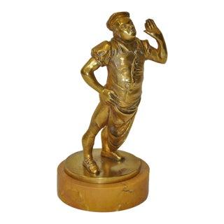 Emile Guillemin Bronze Statuette C.1890s