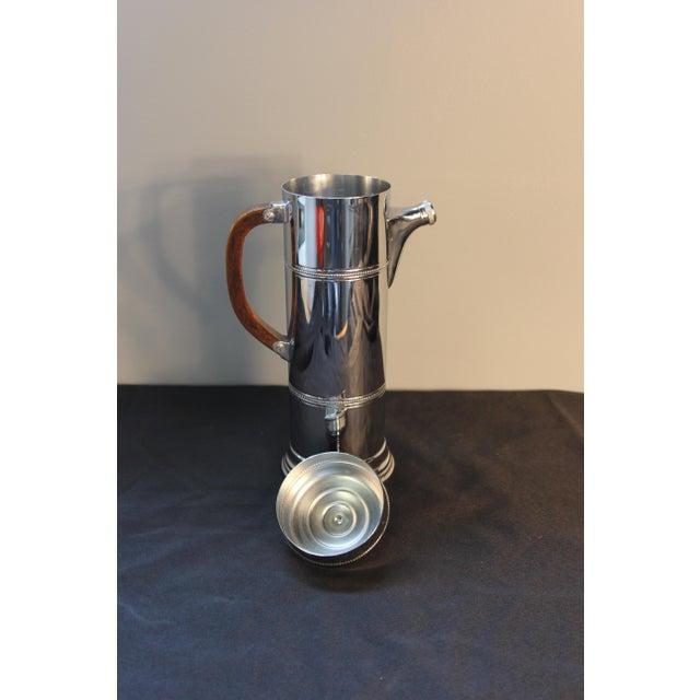 Martini Shaker With Bakelite Handle - Image 5 of 8