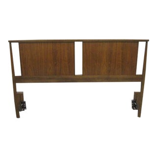 Mid Century Danish Queen Headboard