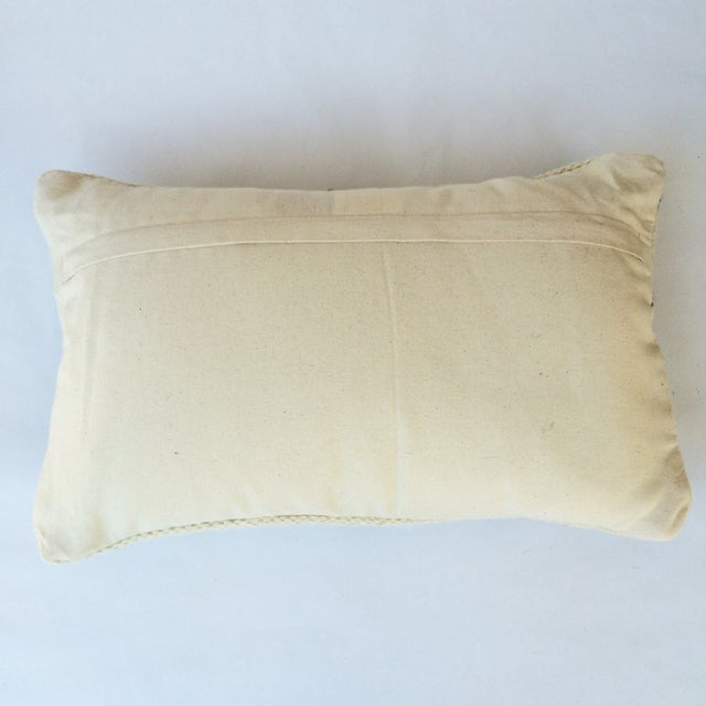 Wool Lumbar Pillow - Image 3 of 3