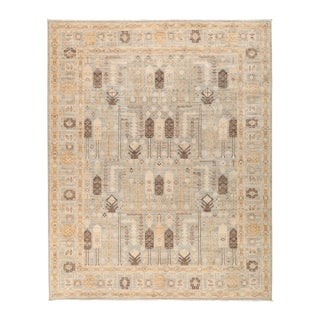 "Ziegler Hand Knotted Area Rug - 8' 3"" X 10' 2"""
