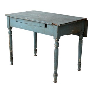 Antique American Farm Table
