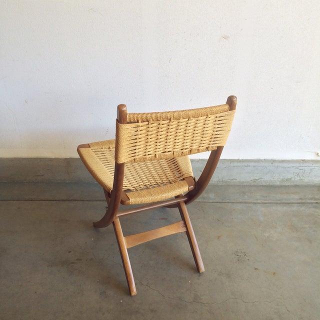Image of Hans Wegner Inspired Yugoslavian Chairs - Pair