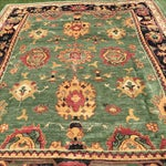 Image of Large Handknotted Nepalese Rug - 9′ × 11′9″