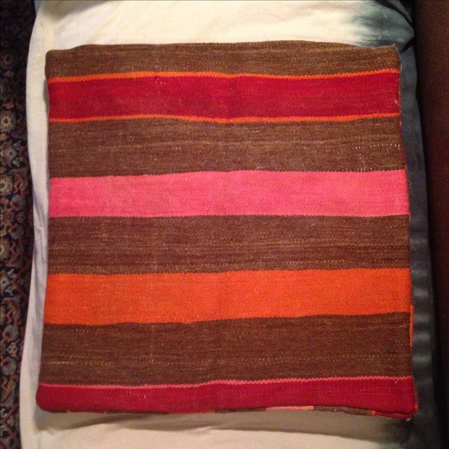 Sheherazade New York Wool Pillow Cases - A Pair - Image 3 of 8