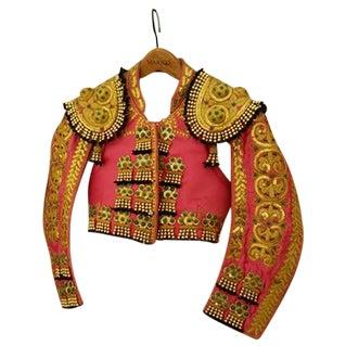 "Vintage Matador ""Suit of Lights"""