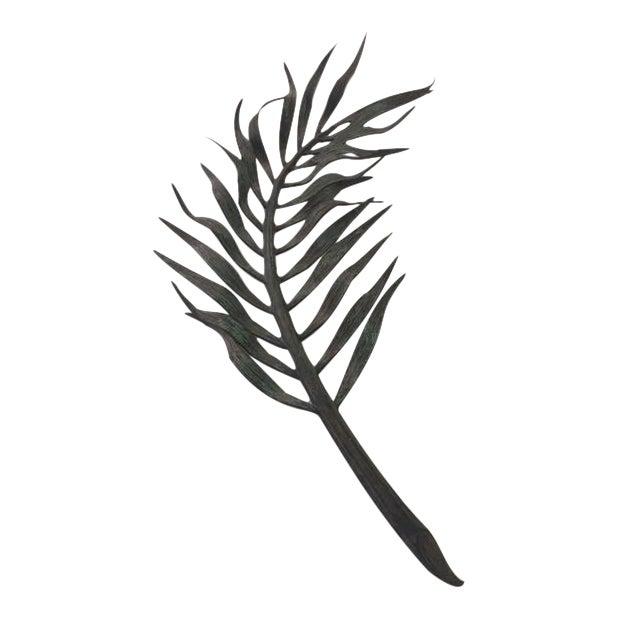 Cowtan & Tout Bronze Palm Frond - Image 1 of 8