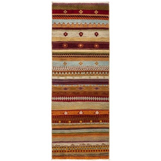 "Lori Hand Knotted Runner - 2'1"" X 5'7"""