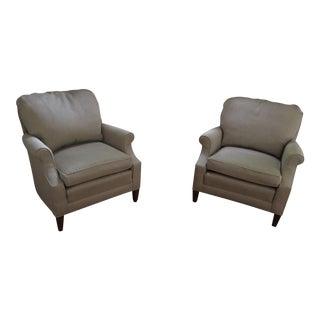 Vintage Kittinger Club Chairs - A Pair