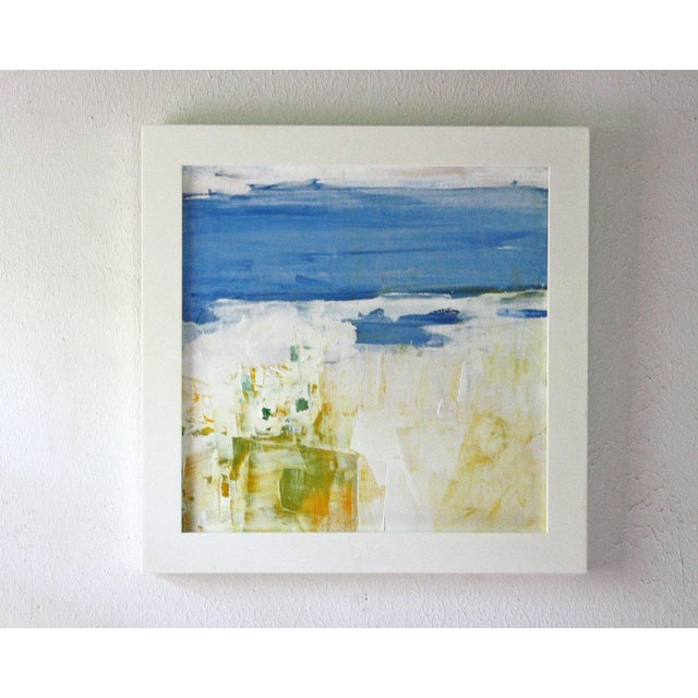Paul Ashby Abstract Modern Square Oil Painting - Image 4 of 4