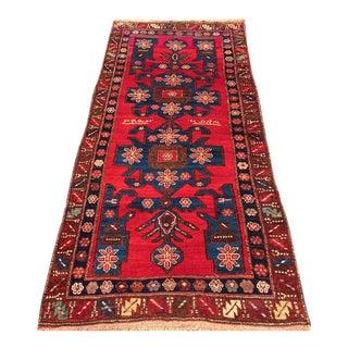 Persian Koliyaee Bibi-Baft Rug - 4′5″ × 10′2″
