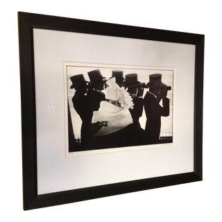 Frank Horvat Photograph - Givenchy Hat C, Paris 1958 (Gelatin Silver)