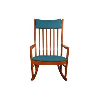 Hans Wegner Mid Century Danish Rocking Chair