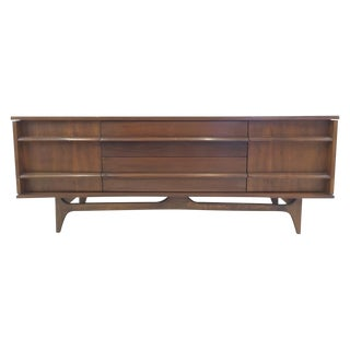 Mid-Century Modern Danish Wooden Credenza