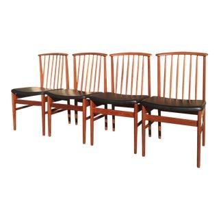 Folke Ohlsson Dux Chairs - Set of 4