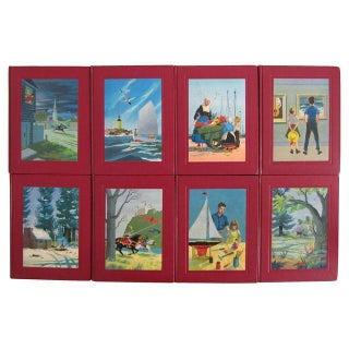 The Bookshelf for Boys & Girls Complete Set - S/9