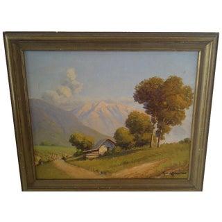 """""""The Farm Lane"""" by Roman Matthews"""
