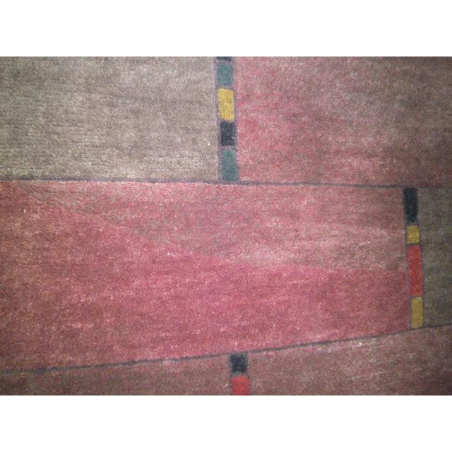 "Image of Tufenkian Hand Knotted Tibetan Rug -5'6"" x 8'2"""