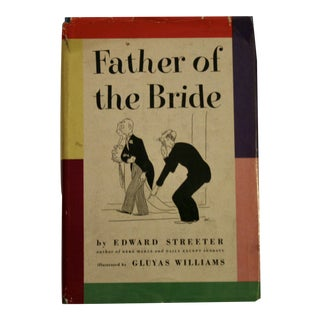 """""""Father of the Bride"""" 1950 Book"""