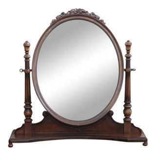 Antique Berkey & Gay Dresser Mirror