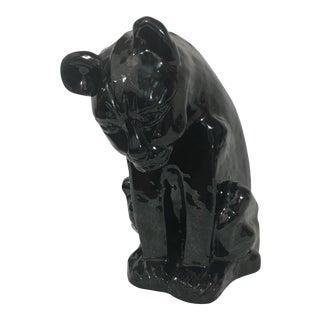 Van Briggle Pottery Chimney Cat