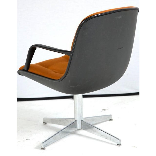 Vintage Steelcase Side Chair - Image 4 of 6