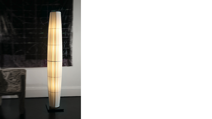 Roche Bobois La Colonne Floor Lamp Chairish