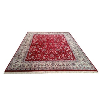 8' X 10' Traditional Handmade Rug - Size Cat. 8x10