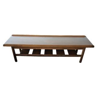 Mid-Century Peabody/Nemschoff Coffee Table
