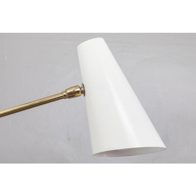 1960s Cosack Leuchten Articulating Wall Light - Image 9 of 9