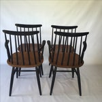 Image of Tapiovaara-Style Dining Chairs - Set of 4