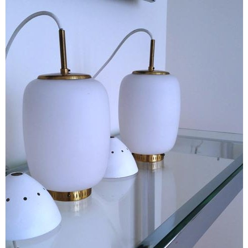 Image of Bent Karlby China-Lamps - A Pair