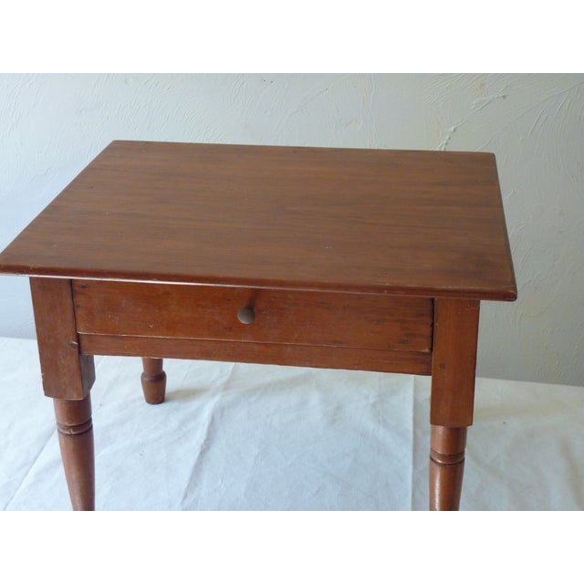 Image of Small Low Table