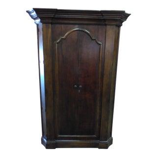 Vintage Long Door Armoire