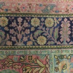 Image of Antique Sultanabad Rug - 12'' x 9''