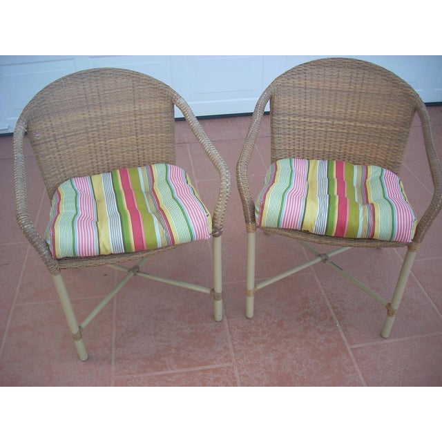 Brown Jordan Chairs - A Pair - Image 3 of 4