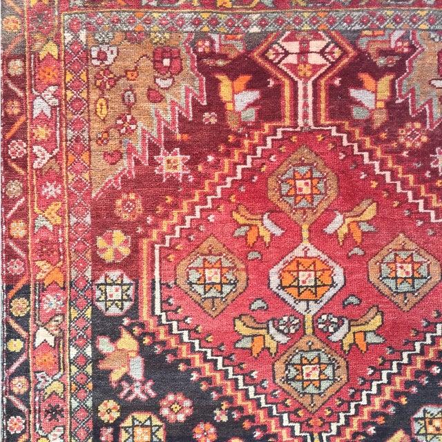 """Image of Vintage Turkish Oushak Rug - 3'6"""" x 5'9"""""""