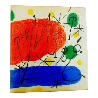 """1959 """"Miro"""" Juan Miro Book"""