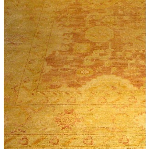 """Pasargad Oushak Collection - 6'3"""" X 8'9"""" - Image 3 of 3"""