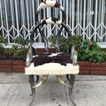 Image of Vintage Cow Horn Chair