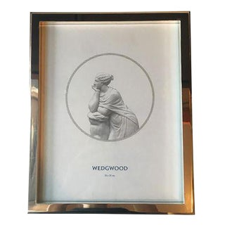Silver Wedgewood Photo Frame