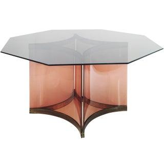 Alessandro Albrizzi  Otagonal Dining Table