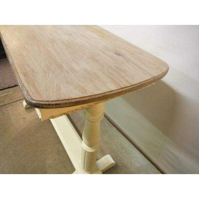 Vintage French Writing Style Desk - Image 4 of 7