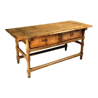 Sabino Wood Hacienda Table