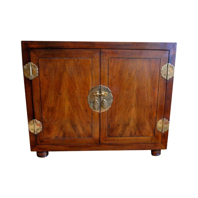 Mid-Century Asian-Style Cabinet - Image 1 of 10